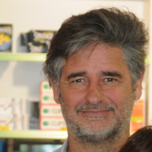 Christophe TURPIN Docteur en Pharmacie